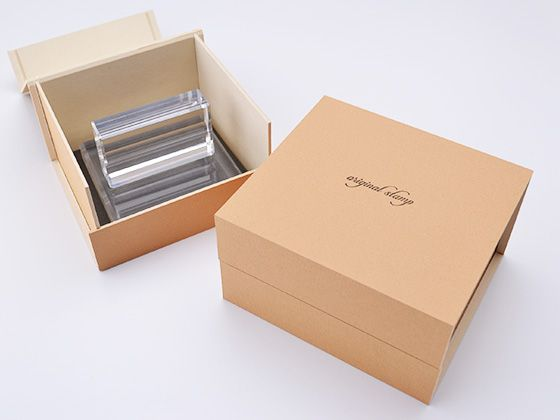 ゴム印収納簡易ケース GB11